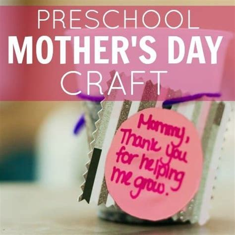 preschool mothers day crafts engaging preschool s day craft daily 919