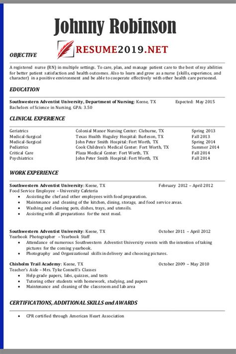 Chronological Resume Is Best For by The Best Chronological Resume Format 2019 Best Resume 2019