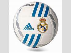 Balón de Fútbol 11 Real Madrid 20172018 Blanco