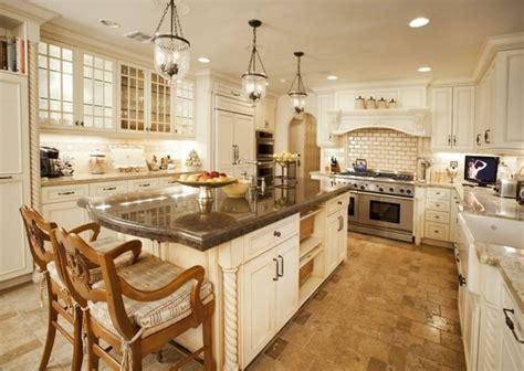 mediterranean kitchen with white cabinets 23 luxury mediterranean kitchen design ideas