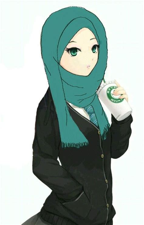anime muslimah 1000 images about anime muslimah on muslim