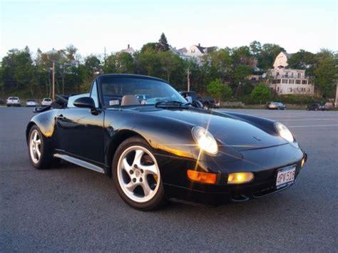 Porsche 911 Restored by 1983 Porsche 911 Rebodied Restored Wide Turbo