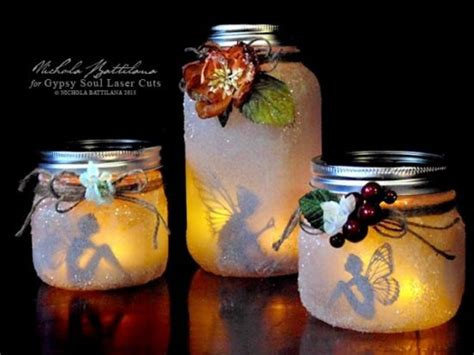 decorative jars with lids jar lanterns are simply magical the whoot