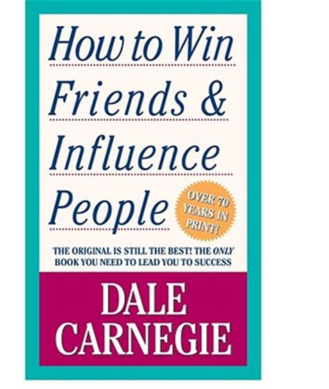 win friends  influence people mass market paperback tattered cover book store