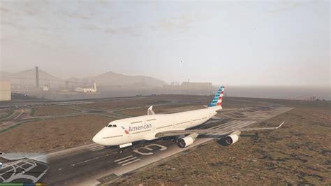 Gta 5 Real Plane Textures Mod