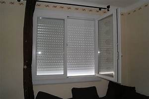 installation de fenetres pvc double vitrage a rocbaron With installation fenetre pvc