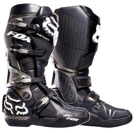 2014 fox motocross gear fox mx gear 2014 instinct black motocross dirt bike off