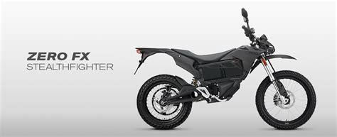 2015 Zero Fx Electric Motorcycle || Zero Motorcycles