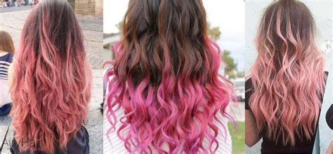 10 Amazing Ideas And Inspirations For Pink Hair Extension