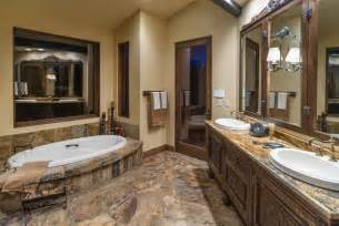 masculine bathroom designs water tower inspired home master bath suite rustic