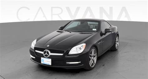 Top 5 convertibles with the best cargo space. Used Black Mercedes-Benz Convertible For Sale Online | Carvana