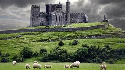 Ireland Castle Landscape Desktop Wallpapers Animals Irish