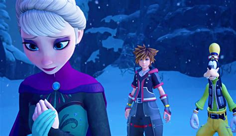 kingdom hearts iii trailer   disney overload featuring