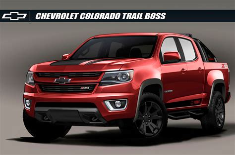 chevy debuts  nova  colorado trail boss   sema