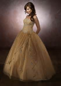 gold wedding dresses i wedding dress gold wedding dress