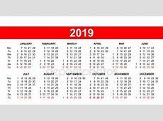 Deutsch Kalender 2017 German Calendar — Stock Vector