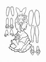 Puppet Coloring March Dog Coloringsky sketch template