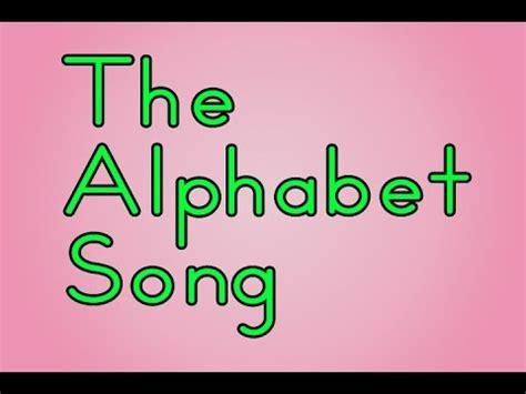 alphabet song  alphabet song abc song educational