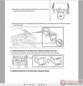 Auto Repair Manuals  Toyota Tundra 2015 Service Manual   Wiring Diagram