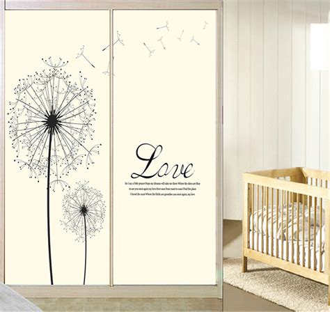 simple design house wall stickers we vinyl removable text home decor mural
