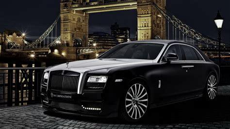 Rolls Royce Ghost San Mortiz, El Rolls De Onyx -- Autobild.es