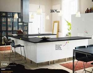 Modeles Cuisine Ikea : cuisine 18 mod les coup de coeur d 39 ikea fly conforama ~ Dallasstarsshop.com Idées de Décoration