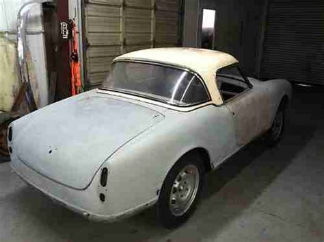 Buy Used 1965 Alfa Romeo Giulia Spider With Factory