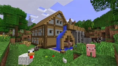 minecraft xbox  edition tipscreations notchs house