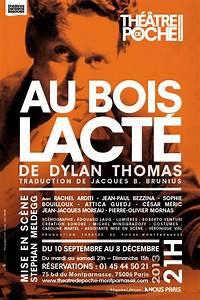 Theatre Poche Montparnasse : au bois lact la po sie des sentiments au th tre de ~ Nature-et-papiers.com Idées de Décoration