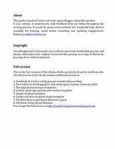 real estate prospecting letter template rapid lead With lead generation letter