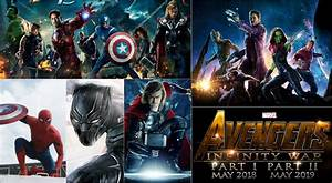 VIDEO: Upcoming movies of the Marvel Cinematic Universe ...