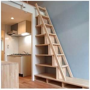 Echelle D Escalier : les 25 meilleures id es de la cat gorie echelle mezzanine ~ Premium-room.com Idées de Décoration