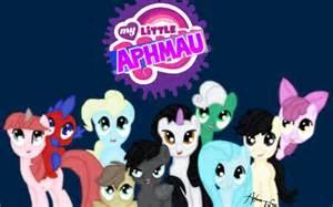 My Little Pony Zane and Aphmau