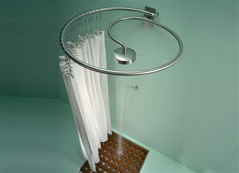 circular shower curtain rod decor ideasdecor ideas