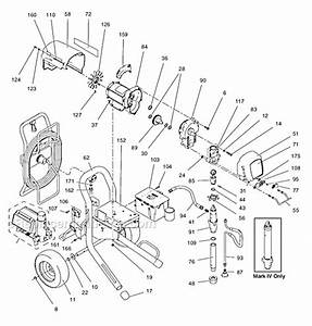 Graco 258719 Parts List And Diagram