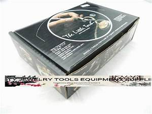 Gold Welding Torch Equipment For Jewelry Tools With 5 Tips