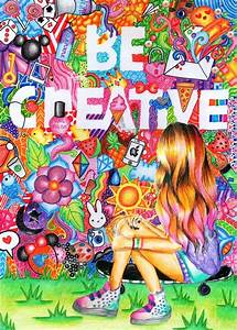 25 Best Creative Drawing Ideas On Pinterest Awesome