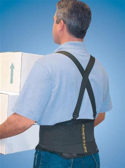 Custom Fit Occupational Back Support - FREE Shipping