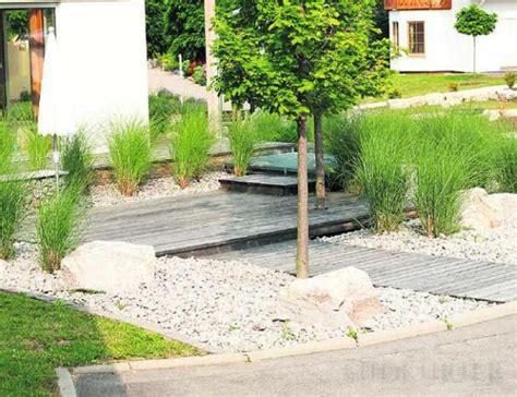 Moderne Vorgärten Mit Kies by 121 Besten Garten Ohne Rasen Bilder Auf