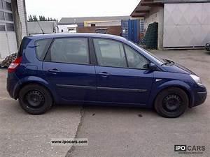 Renault Scenic 2004 : 2004 renault scenic 1 9 dci confort expression car photo and specs ~ Gottalentnigeria.com Avis de Voitures