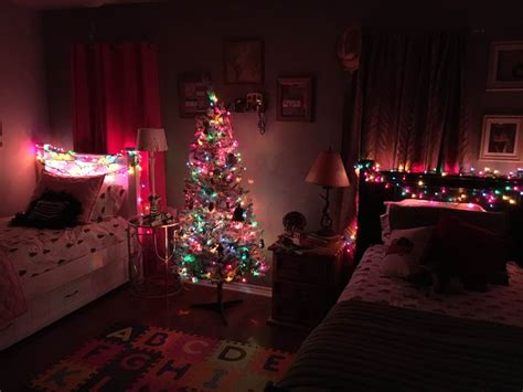 beautiful christmas decor bedroom ideas  transform