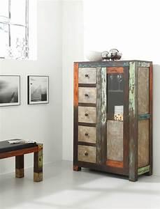 Outdoor Schrank Metall : brotschrank 95x147x45 cm mango metall vorratsschrank ~ Michelbontemps.com Haus und Dekorationen