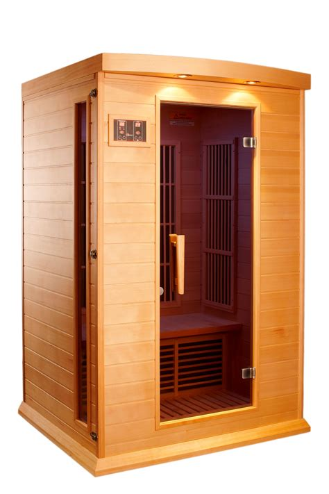 Amazon.com : DYNAMIC SAUNAS Maxxus 2 Per Low EMF FAR