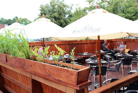 outdoor bars and restaurants in boston the best new