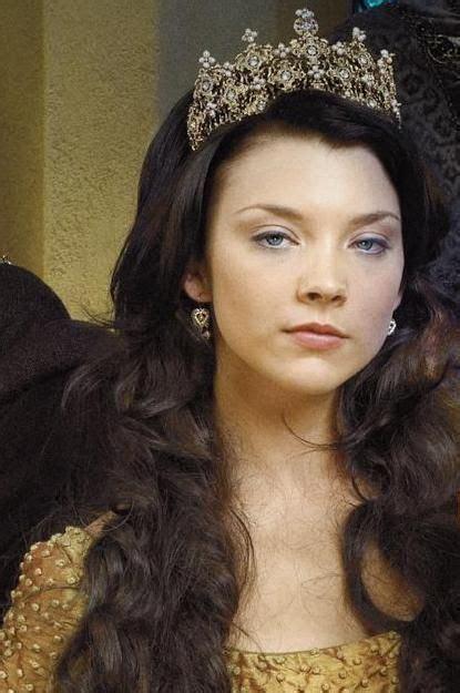 Natalie Dormer Boleyn by Boleyn Natalie Dormer Tudor Elizabethian