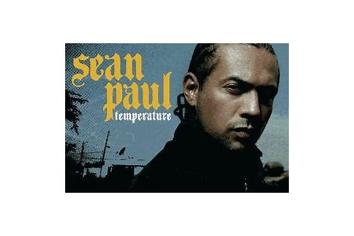 free mp3 download sean paul temperature