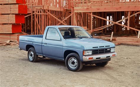 nissan pickup 1996 15 nissans that get an enthusiast thumbs up motor trend