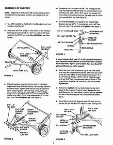 Craftsman 48624211 User Manual Lawnsweeper Manuals And