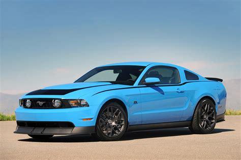 Grabber Blue Added Back As 2017 Mustang Color Option