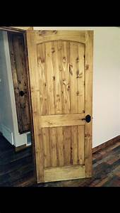 my doors knotty pine doors with minwax early american With what kind of paint to use on kitchen cabinets for north carolina wall art